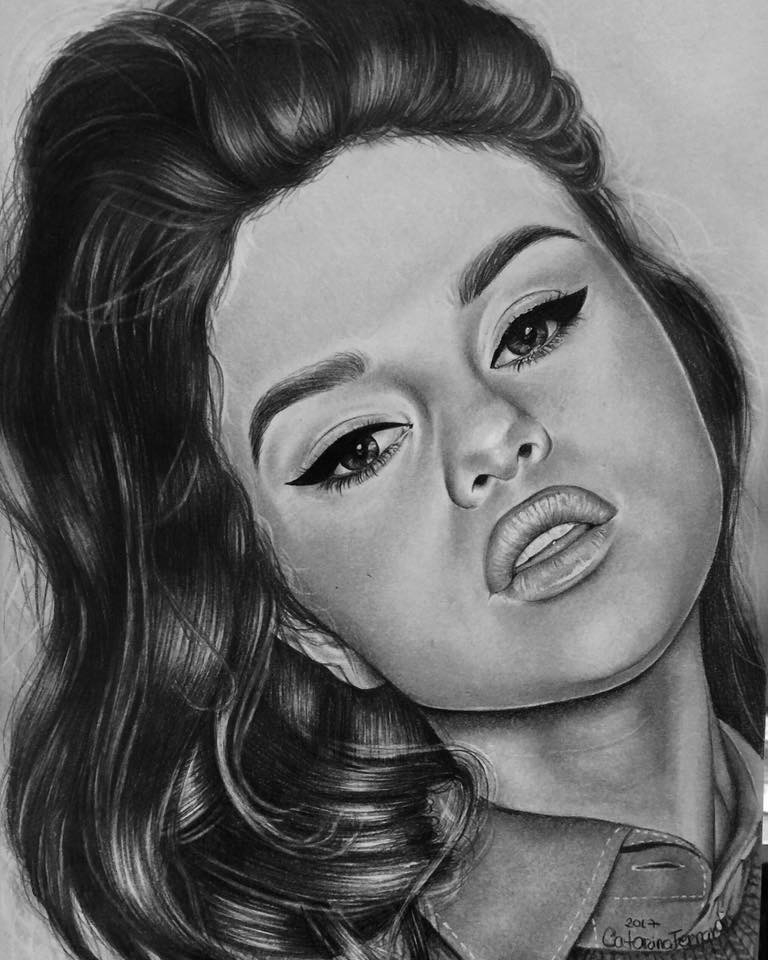 Selena Gomez by Katarina_f